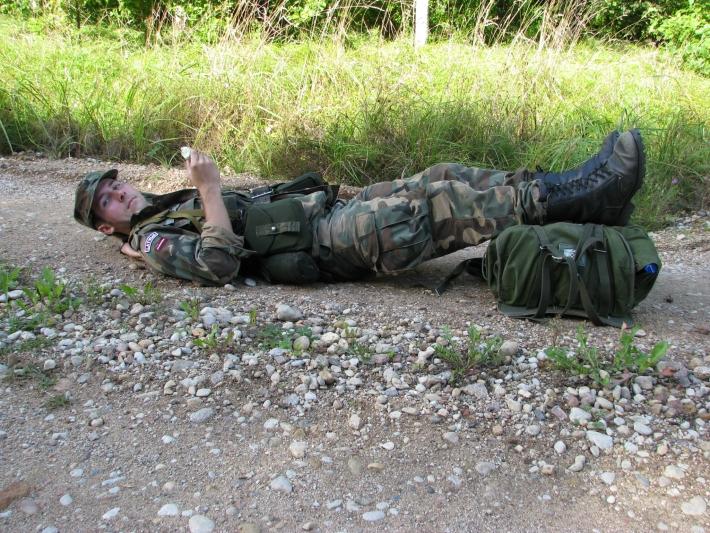 Studentu Bataljons - 100km pārgājiens